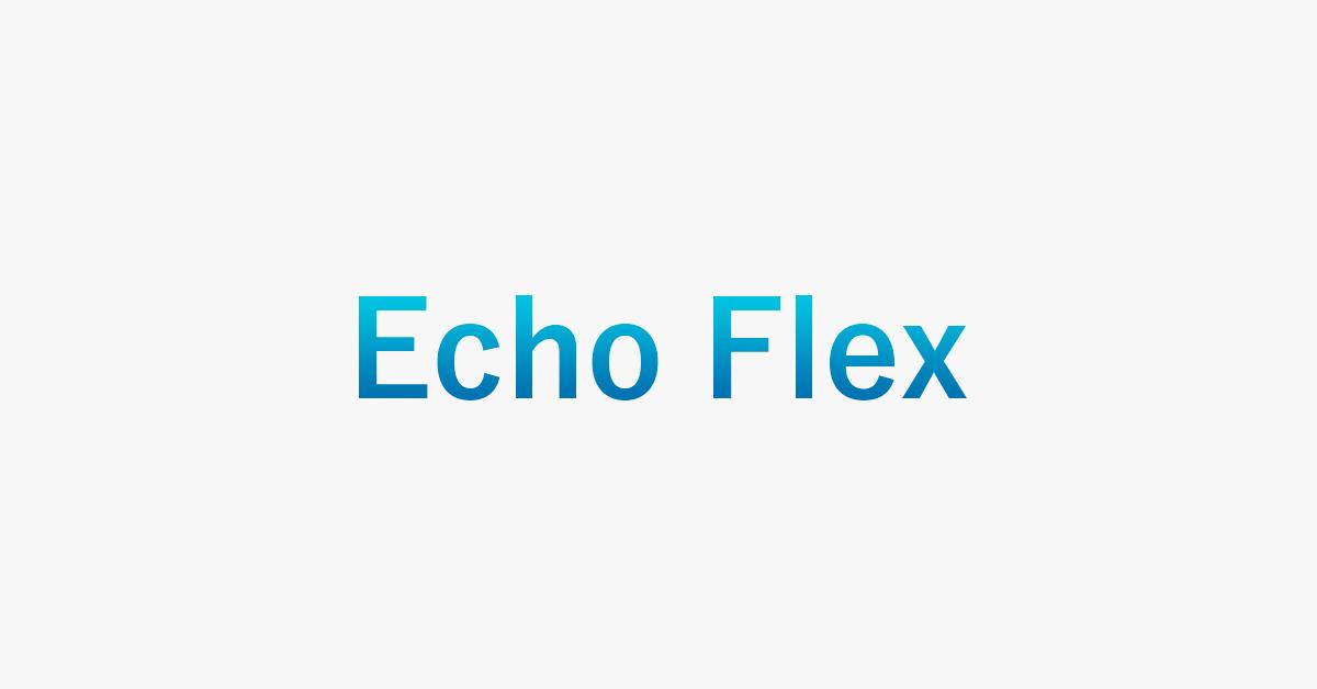 なぜEcho Flexは販売終了した?原因や代用機を紹介